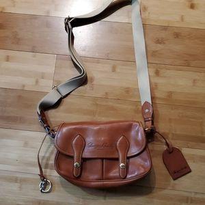 Dooney & Bourke Florentine Leather Ellie Bag